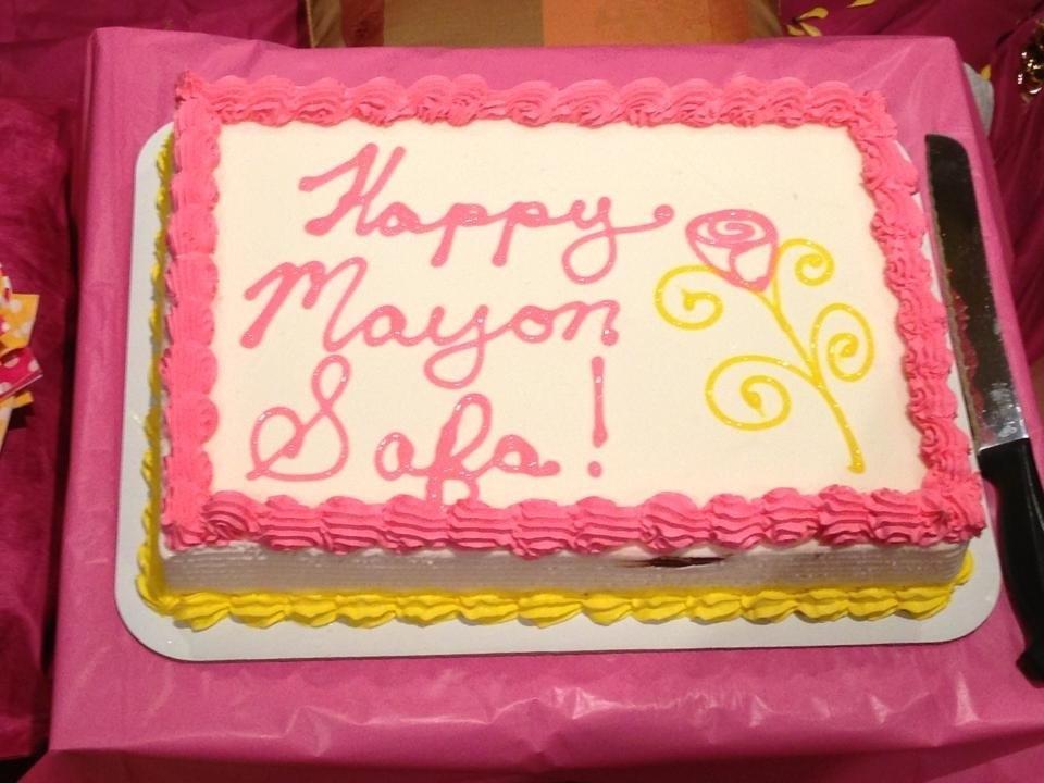 Cake For Mehndi Ceremony : Pre wedding event: the mayoun u2013 mybigfatpakistani