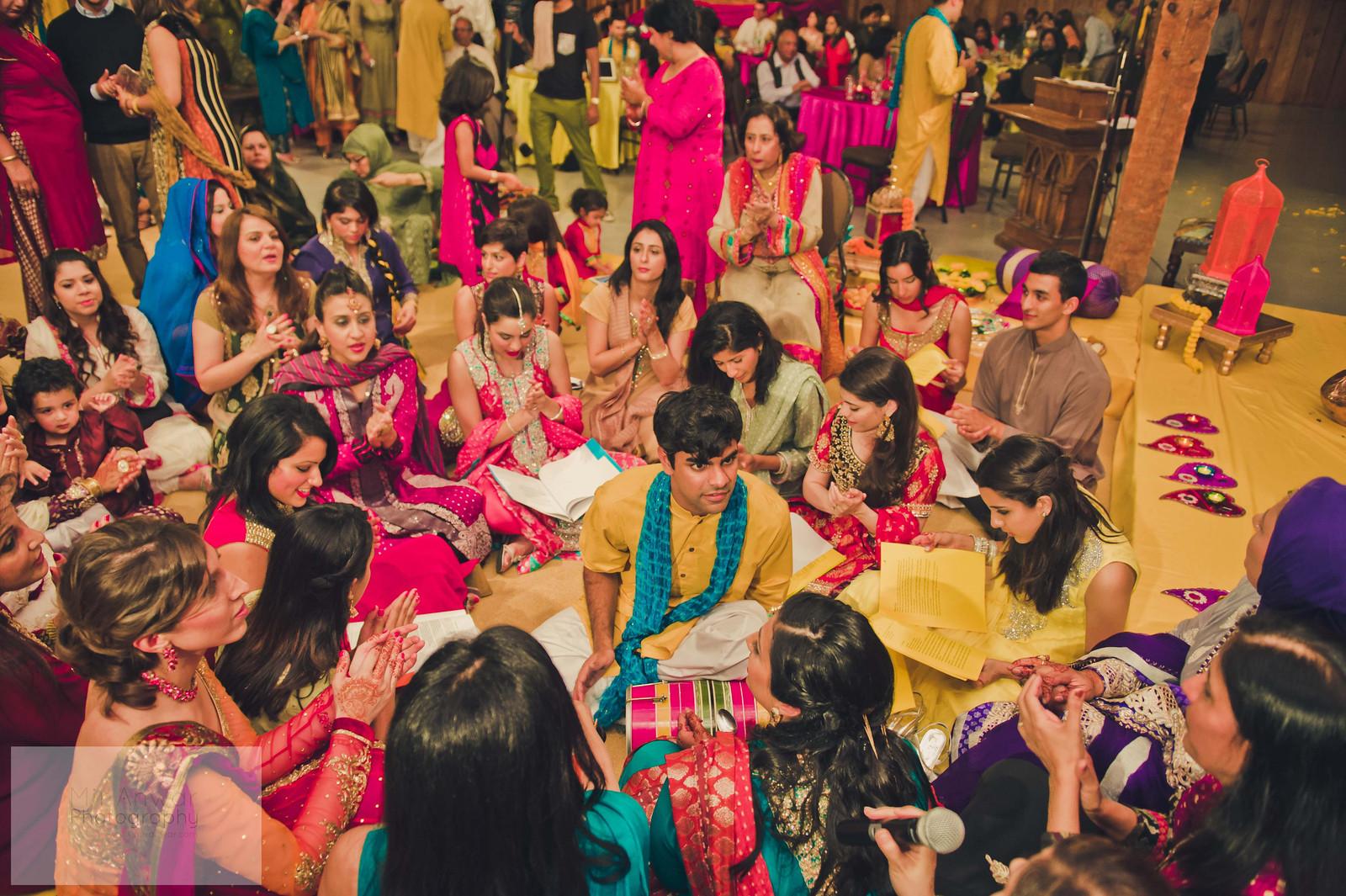 Day 1 My Mehndi Mybigfatpakistaniwedding