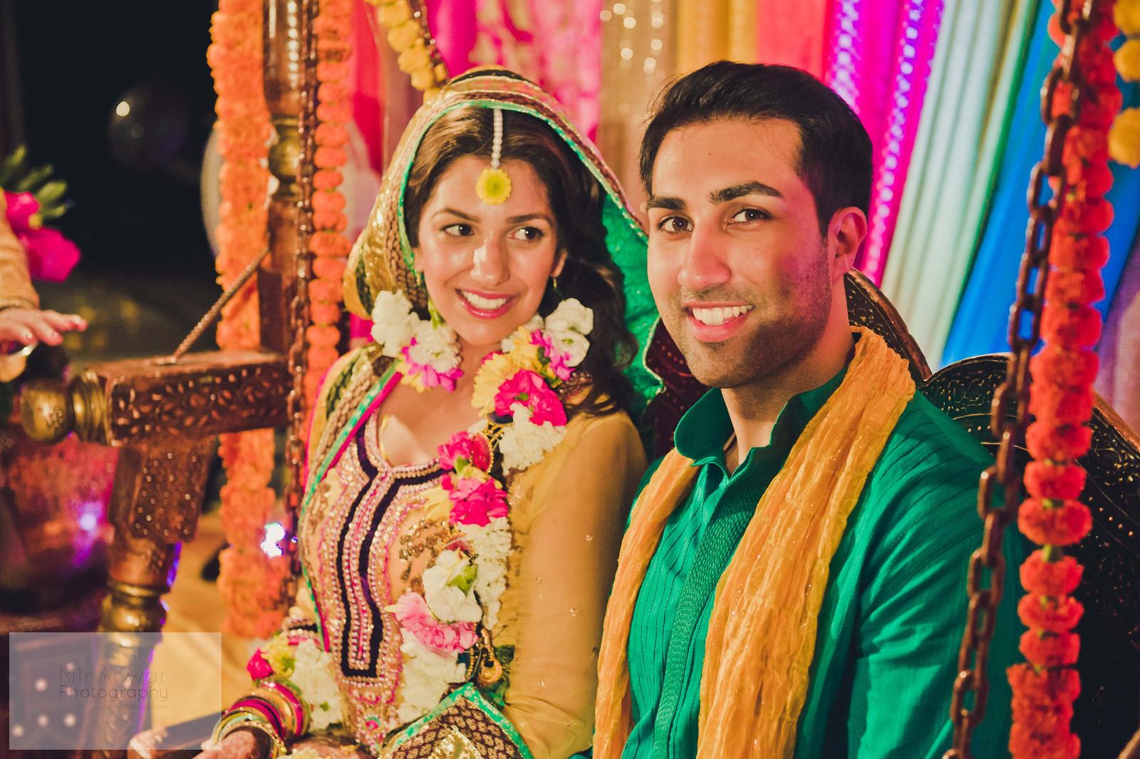 Mehendi Ceremony Look : Pakistani wedding rasams 101 u2013 mybigfatpakistani
