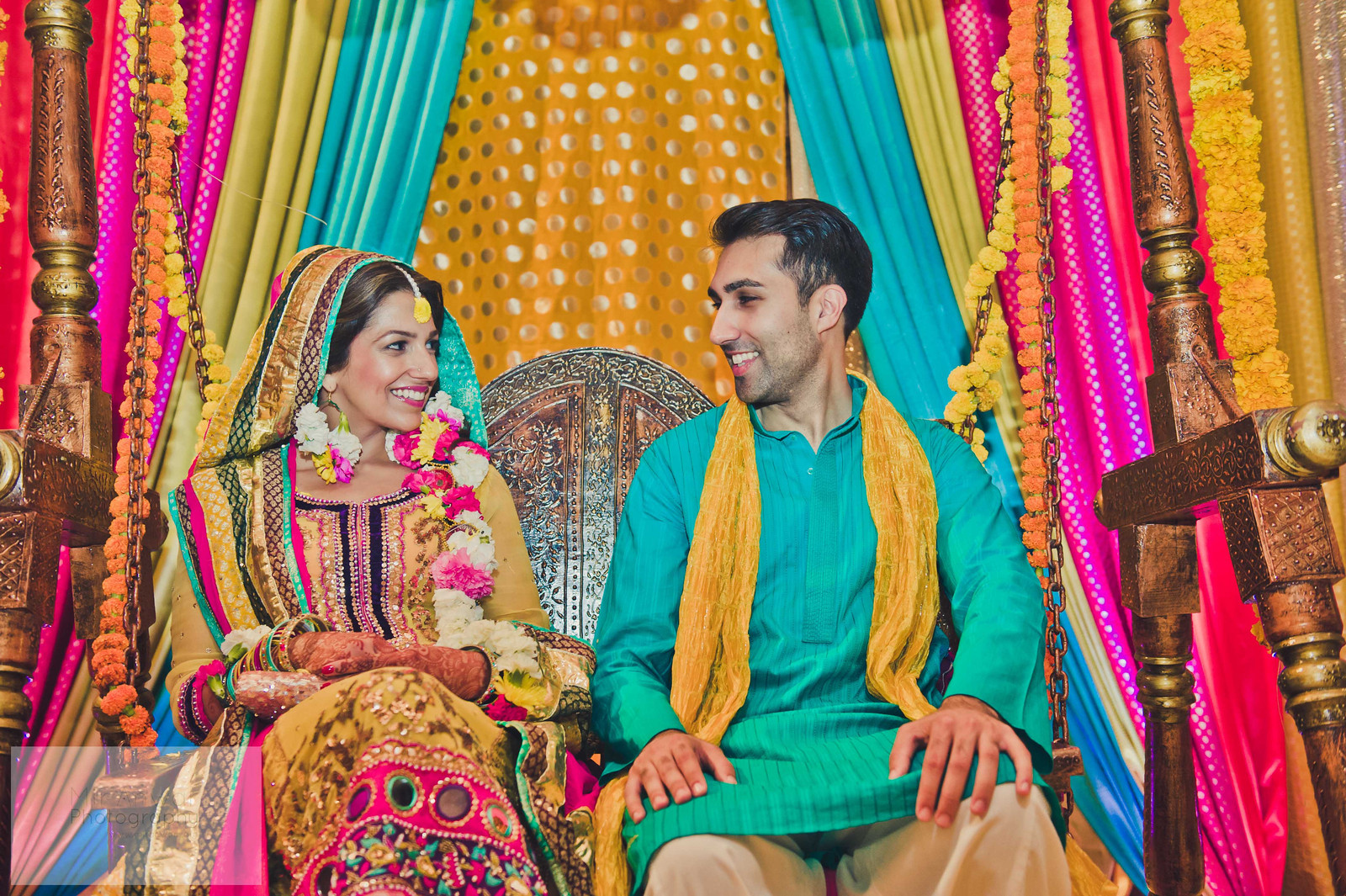 My mehndi mybigfatpakistani for Pakistani wedding traditions